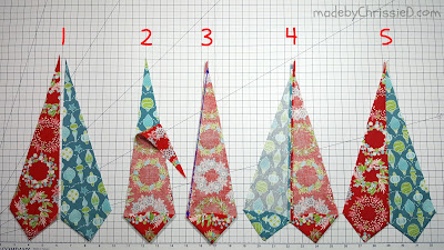 Dresden Table Topper/Wall Hanging Tute by www.madebyChrissieD.com
