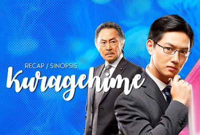 episode ini merupakan drama yang mengadaptasi dari sebuah novel terlaris berjudul  Sinopsis Drama Kuragehime Episode 1-11 (Lengkap)