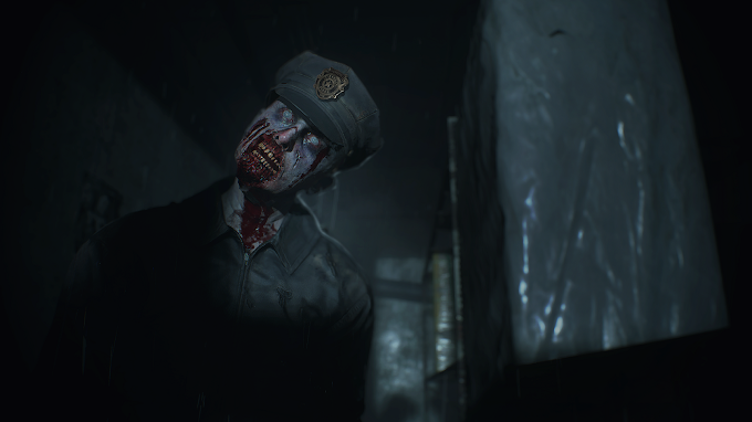 Resident Evil 2 Remake Gets First-Person Mod