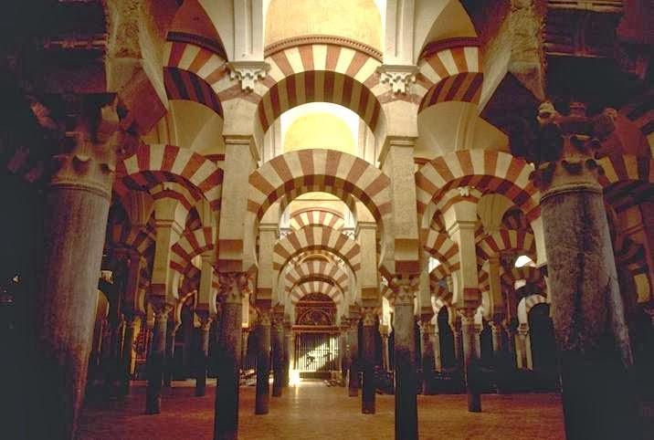 Administracion central en Al-Andalus