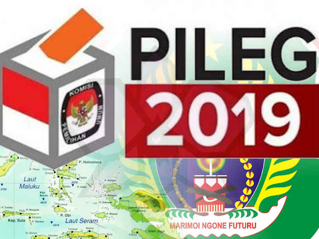 Inilah Rilis DCS DPR RI pada Pemilu 2019 Dapil Maluku Utara