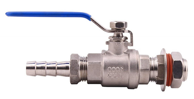 Best stainless steel ball valves beer