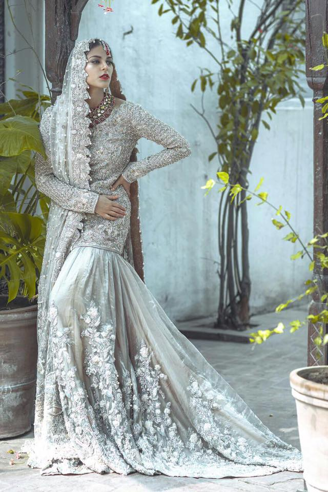 Saira Shakira Bridal Wear Dresses Zohra Collection 2017 for Girls ...