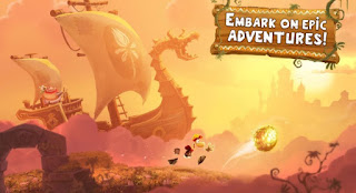 Rayman Adventures Mod Apk