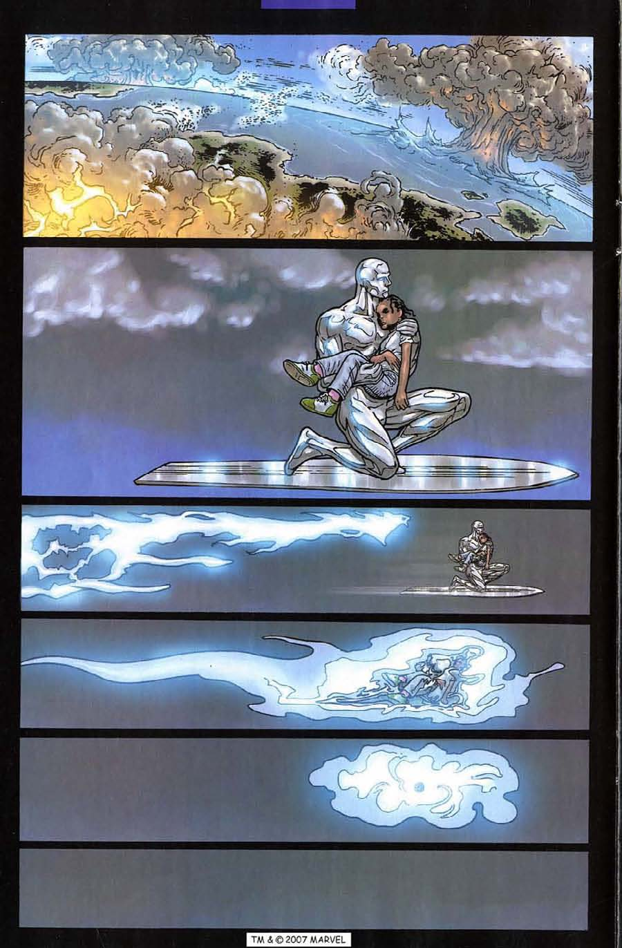 Read online Silver Surfer (2003) comic -  Issue #12 - 10