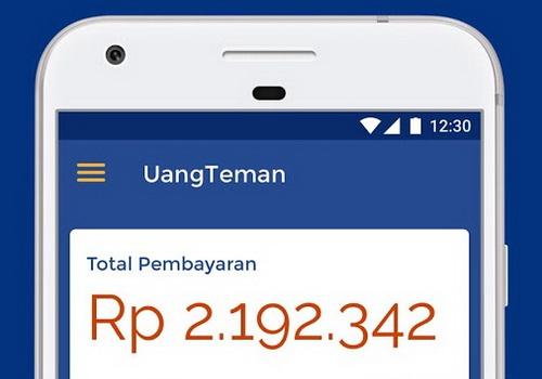 Tinuku Online lending UangTeman approve loan only 15 minutes