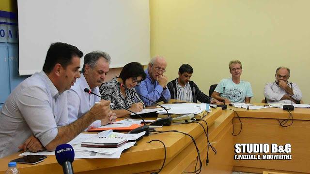 Τι προβλέπει το τοπικό σχέδιο αποκεντρωμένης διαχείρισης αποβλήτων του Δήμου Ναυπλιέων;