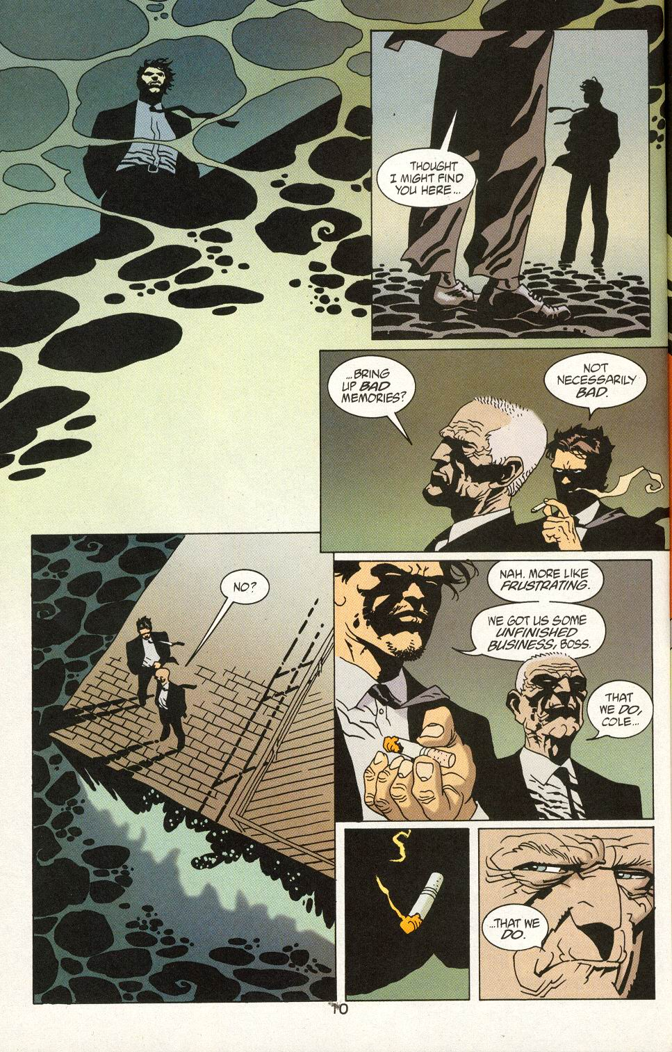 Read online 100 Bullets comic -  Issue #24 - 12