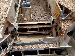harga mesin pengayak pasir