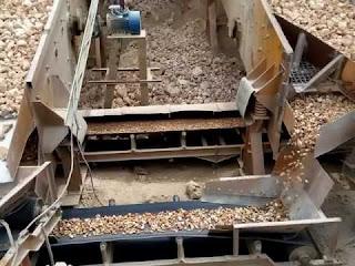 harga ayakan pasir manual