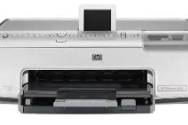 HP Photosmart 8000 Printer Driver Download
