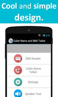 Caller Name and SMS Talker v1.35 Full APK
