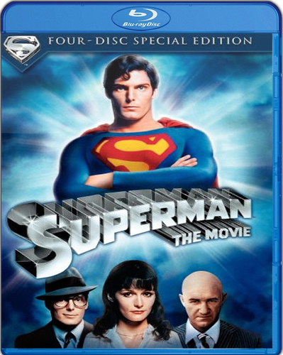 Superman: The Movie [Expanded Edition] [2001] [BD25] [Español]