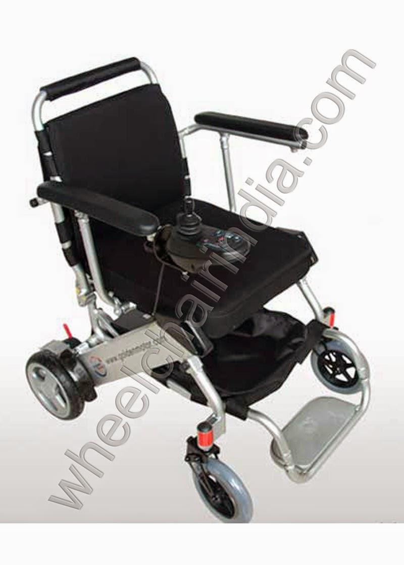Automatic Wheelchair Brakes System Wheelchair India