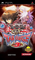 Free Download Games Yu-Gi-Oh! GX Tag Force 3 PPSSPP ISO Untuk Komputer Full Version ZGASPC
