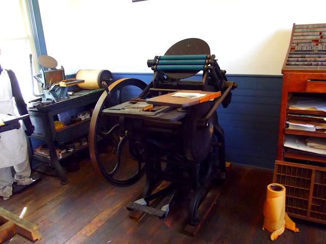 Palladium Printing Office