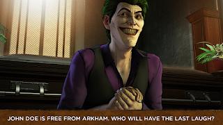 Batman: The Enemy Within v0.10 Modded Apk