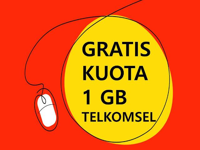 Cara Saya Dapat Kuota 1GB Telkomsel Gratis Dari Seva.ID