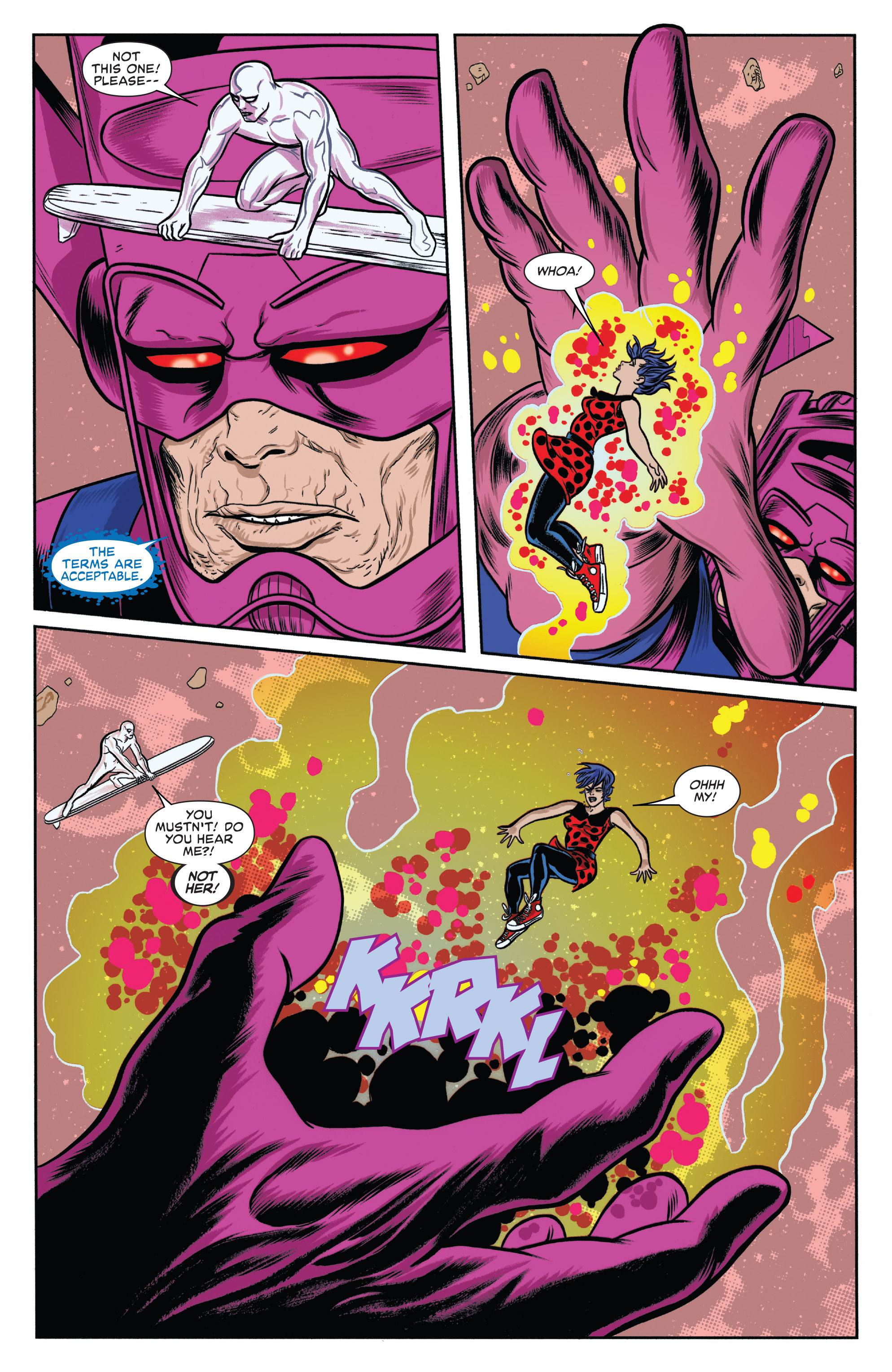 Read online Silver Surfer (2014) comic -  Issue #10 - 12