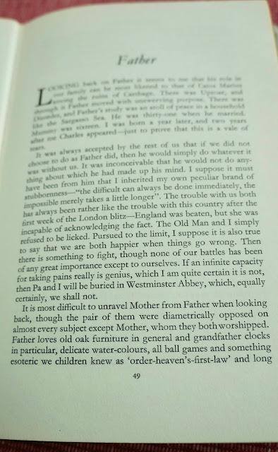 Fanny Cradock Father