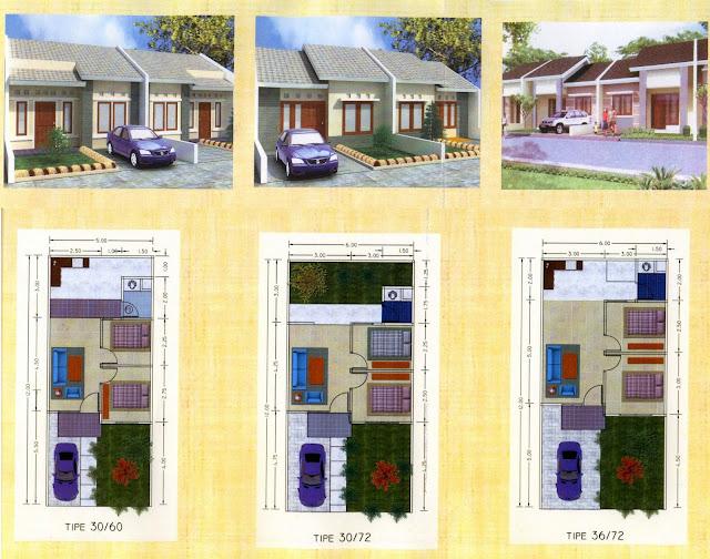 model rumah sehat sederhana