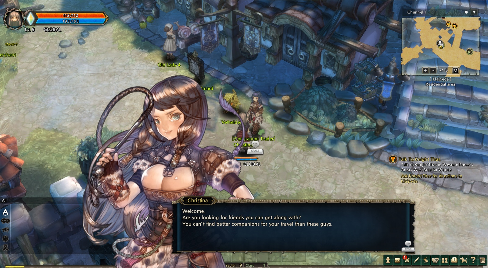 Tree of Savior - English Server Test Coming Soon!