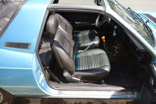Lancia Beta Zagato Interior on Alfa Romeo Spider Battery