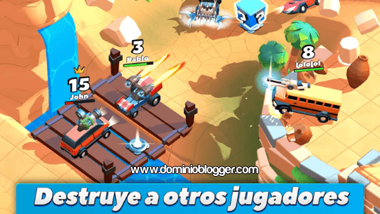 Crash of Cars para Android