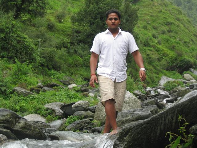 near bhagsu naag