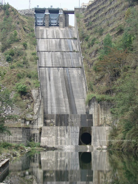 Engineering Science  Kulekhani Hydropower Project  Sailent Features