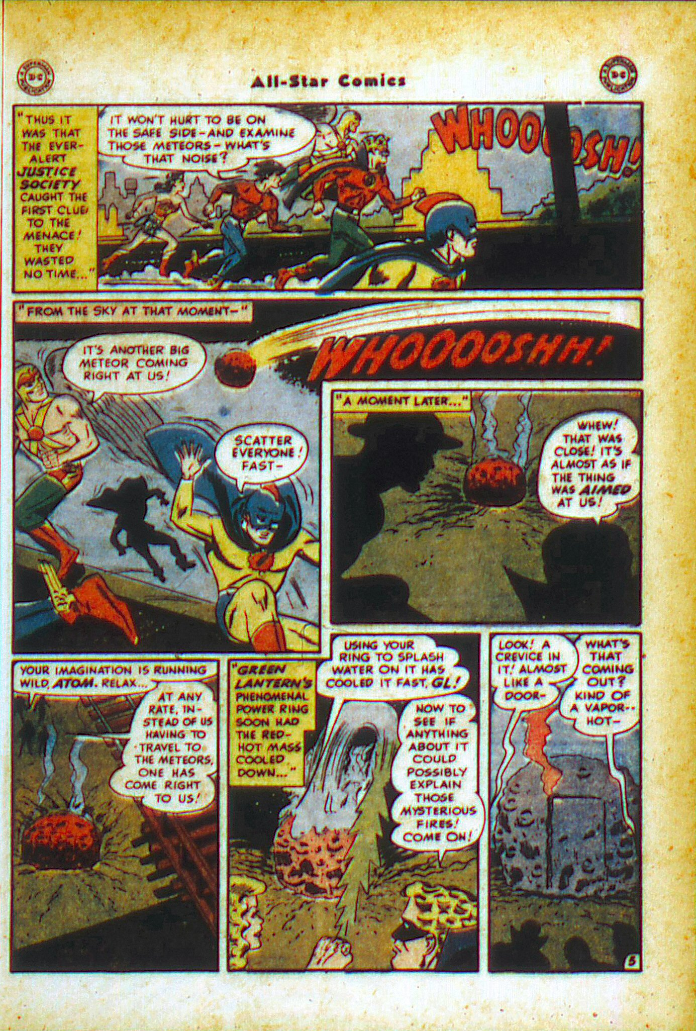 Read online All-Star Comics comic -  Issue #49 - 7