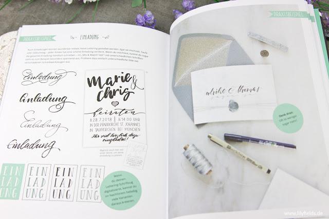 Handlettering - Schöne Schriften Schritt für Schrit von Katja Haas