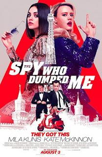 Phim Bạn Trai Cũ Tôi Là Điệp Viên-The Spy Who Dumped Me (2018) [Full HD-VietSub]