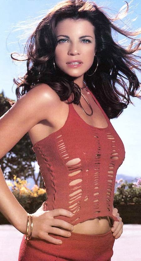 A View From The Beach Rule 5 Saturday Yasmine Bleeth