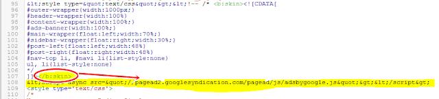 mempercepat loading iklan google adsense