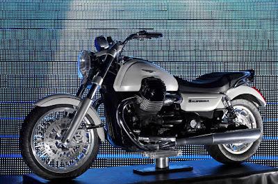 Moto Guzzi California Proto 2011