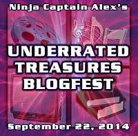 JOIN ALEX'S BLOGFEST
