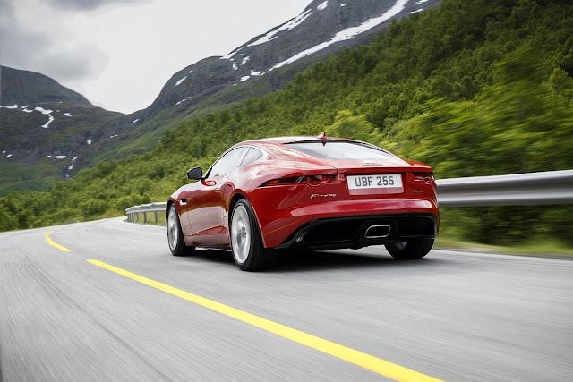 Successor of Jaguar F-Type