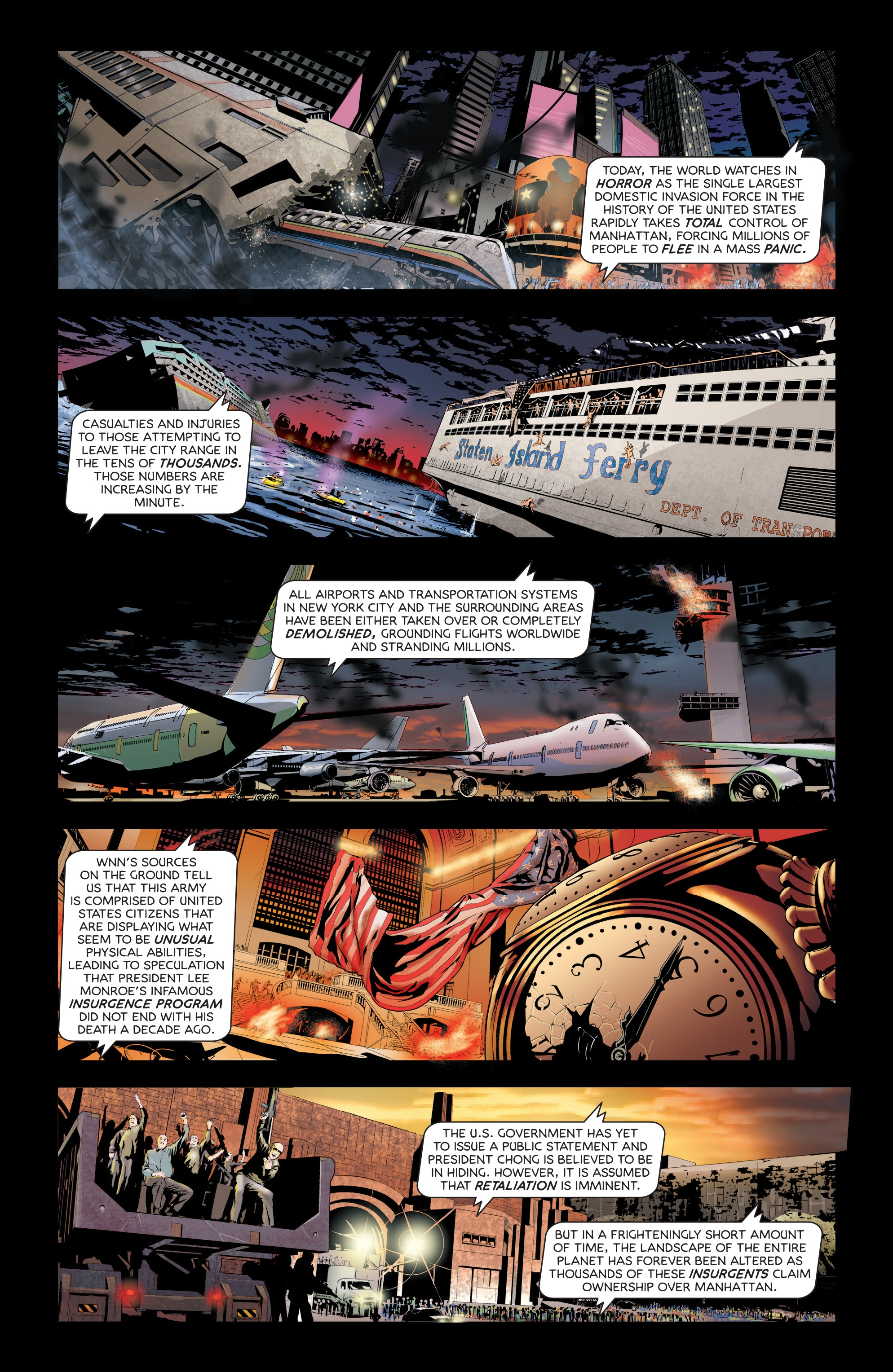 Read online Failsafe comic -  Issue #3 - 13