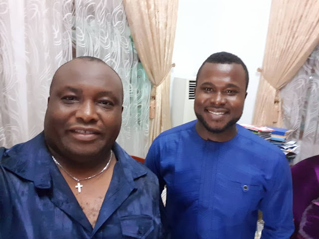 OPINION: Dr. Patrick Ifeanyi Ubah: A rare community developer, By Nnaemeka Ikerionwu