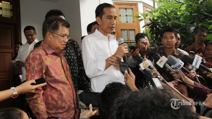 Jokowi: Kalau Masyarakat Ingin Sekolah 5 Hari ya Silakan