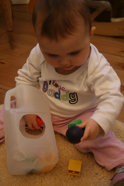 Baby Play Ideas and Activities: 6-18 Months - The
