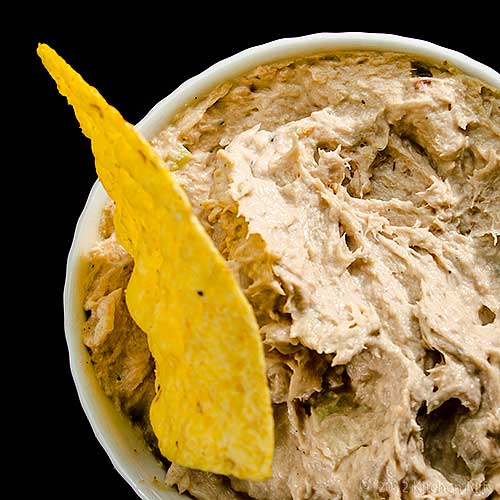 Smoky Salmon and Cream Cheese Dip