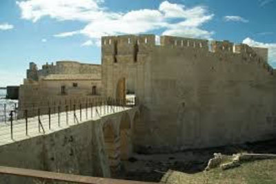 castle sicily