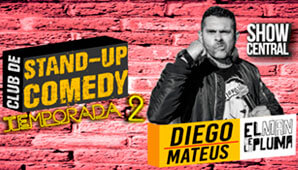 Diego Mateus en Martin Fierro (Stand Up Comedy)