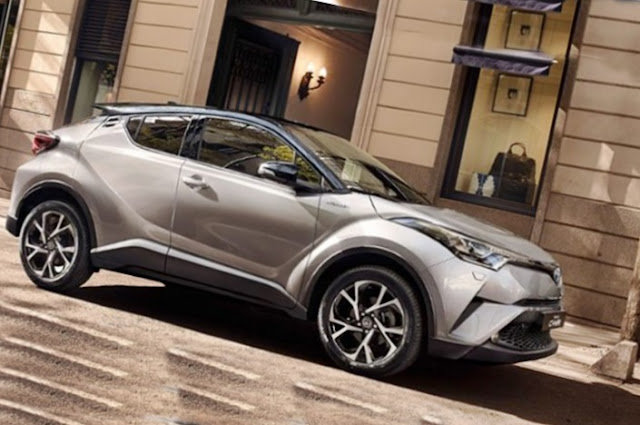 2018 Toyota C-HR Specs, Interior And Release Date