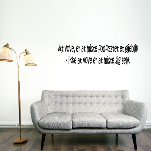 vægstickers citater citater om livet: wallstickers citater vægstickers citater