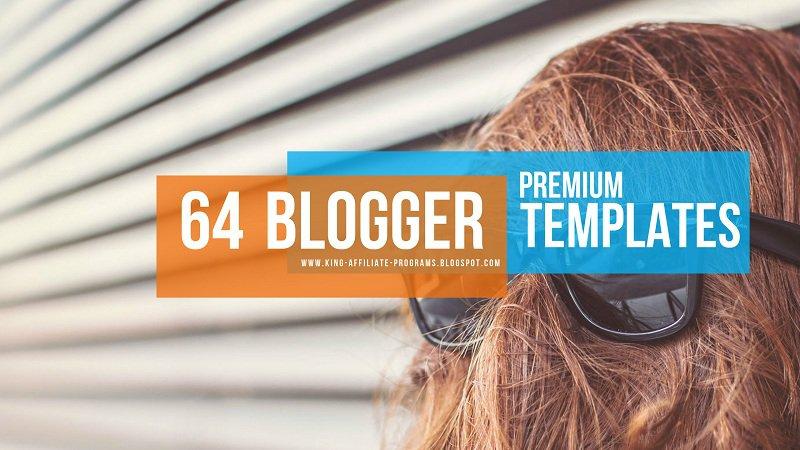 64+ Plantillas Blogger SEO Responsivo Gratis - 2017 | Recursos ...