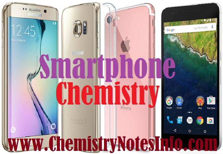 Smartphones Chemistry