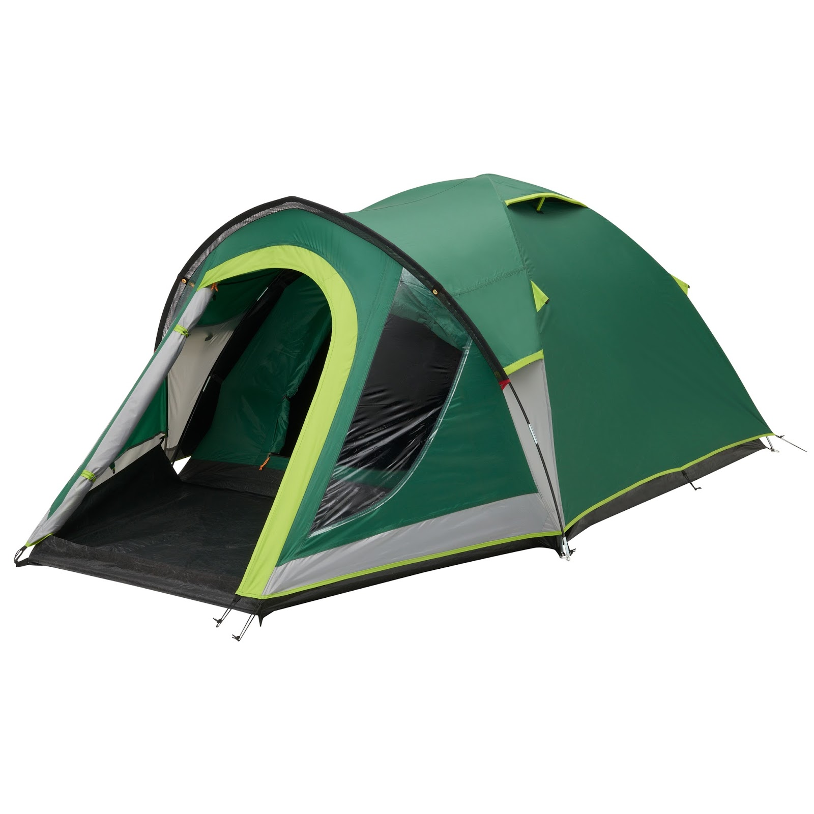 Last but by no means least ... the Coleman Kobuk Valley range of Dome tents  available in 2  3 u0026 4 berths. Weu0027re confident that these dome Tents will be ...  sc 1 st  IBEX C&ing Blog & IBEX Camping Blog: Coleman Tents for 2017
